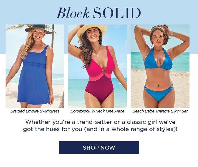 Block Solid | Shop Now
