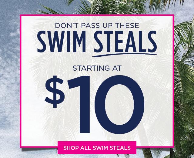 Shop All Swim Steals