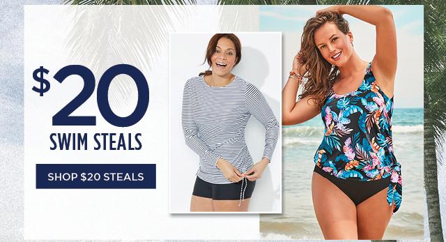 $20 Swim Steals