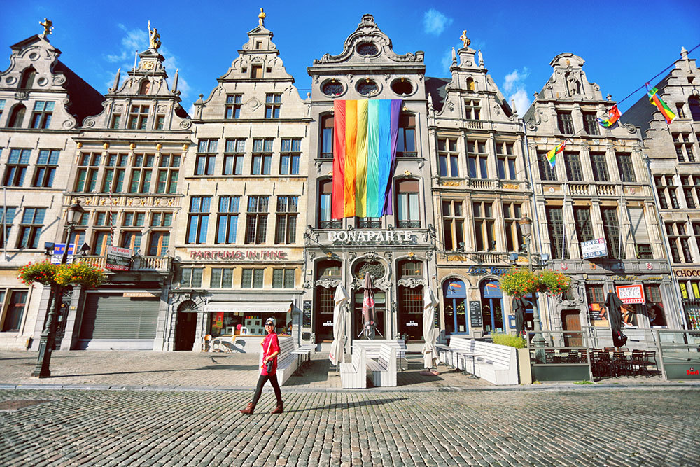 Pride in Antwerp