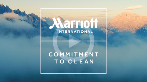 Marriott INTERNATIONAL | COMMITMENT TO CLEAN