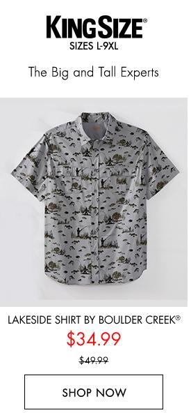 Shop Boulder Creek Short-Sleeve Shirt