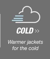 Cold Coats