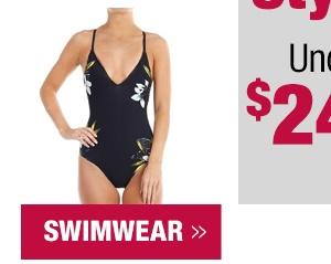 Womens Swim Under $24.99*