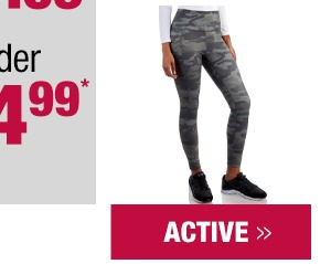 Womens Active Under $24.99*