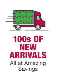 1000s of new arrivals