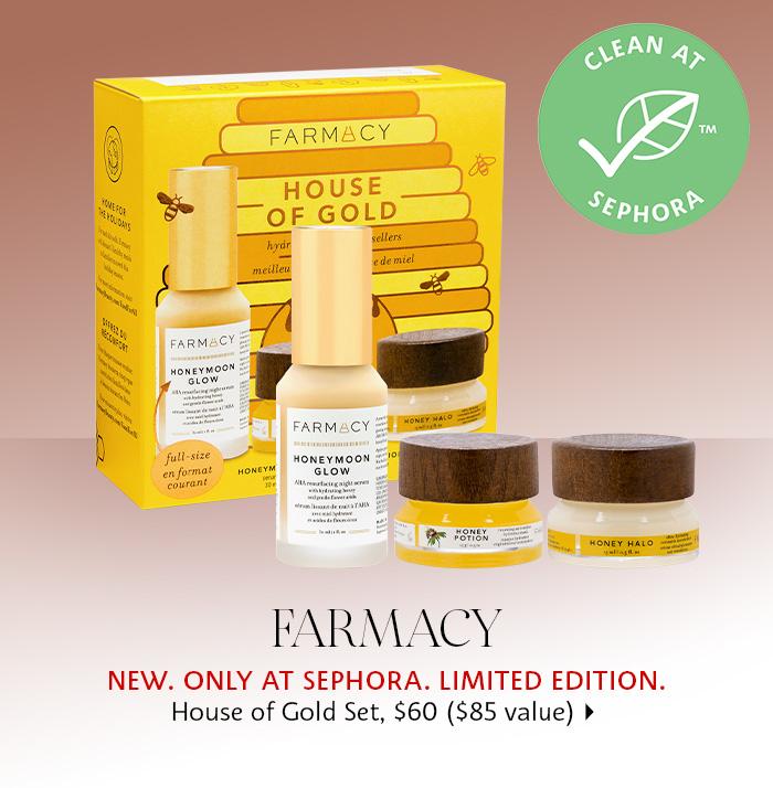 Farmacy House of Gold Set
