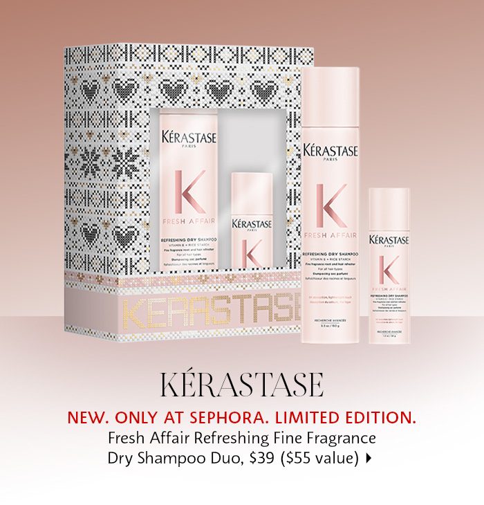 Kerastase Fresh Affair Refreshing Fine Fragrance Dry Shampoo Duo
