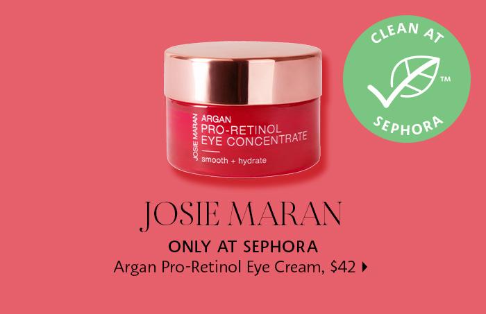 josie maran Argan Pro-Retinol Eye Cream