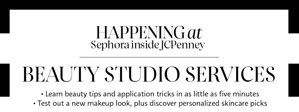 Beauty Studio Services