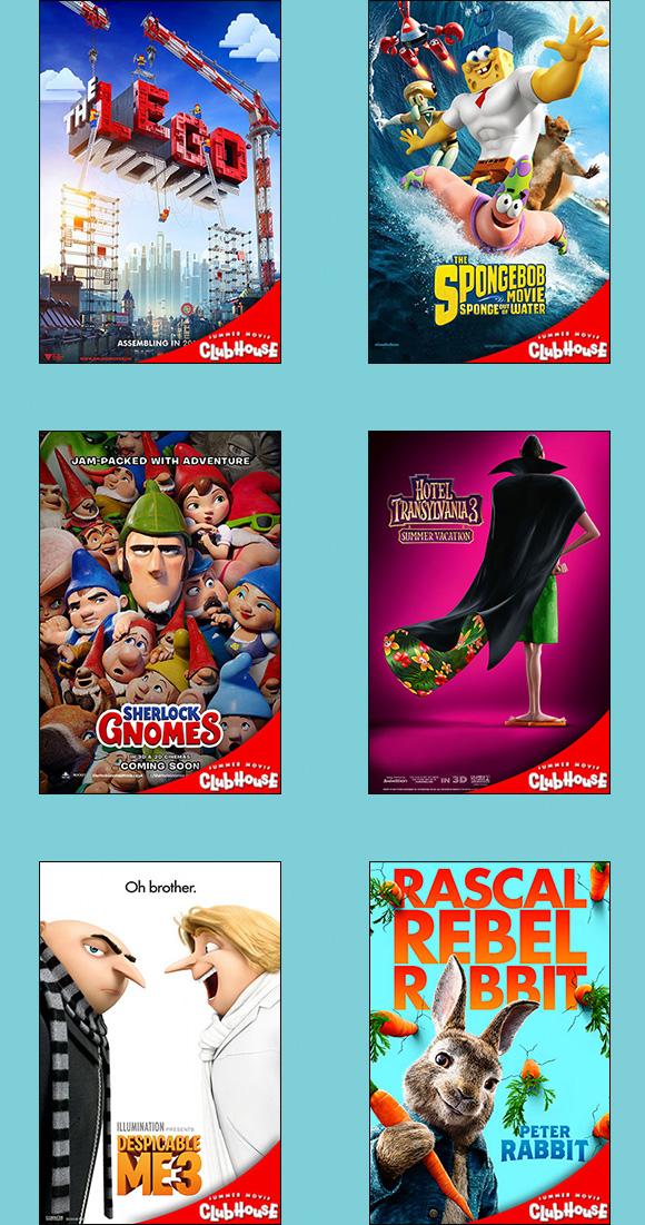 Fun Films for Kids, $1 per show!