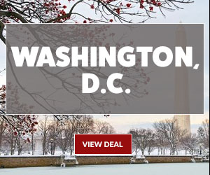Winter & Spring Deals in Washington, D.C., Save up to 55%