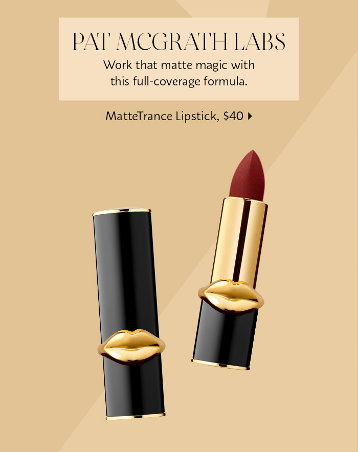 Pat McGrath Labs MatteTrance Lipstick