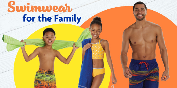 Find Summer Gear for the Family