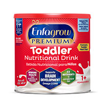 Enfagrow PREMIUM™ Toddler Nutritional Drink - Natural Milk