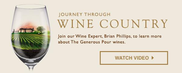 Journey Through Wine Country