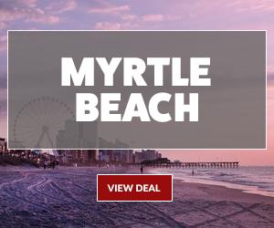 Winter Deals in Myrtle Beach, Save up to 40%