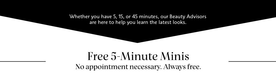 Free 5-Minute Minis