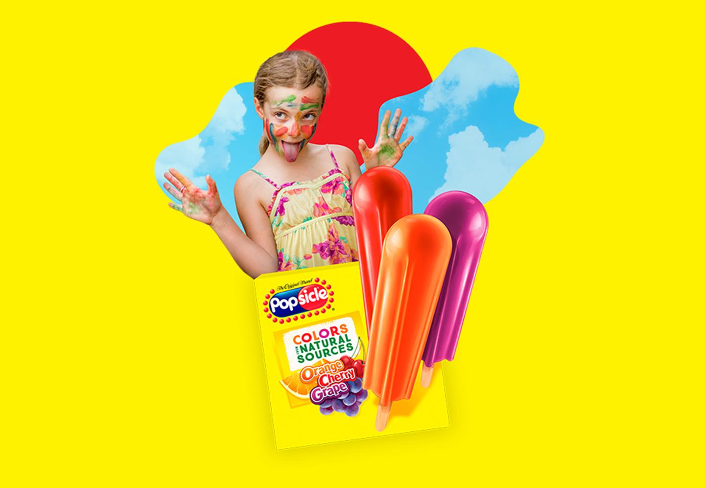 Popsicle | COLORS NATURAL SOURCES