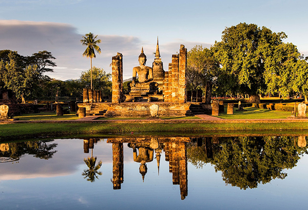 Historically, Sukhothai was the cradle of Thai culture, scholarship, art, and architecture.