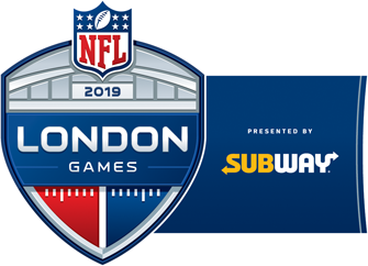 NFL | 2019 LONDON GAMES | PRESENTED BY SUBWAY(R)